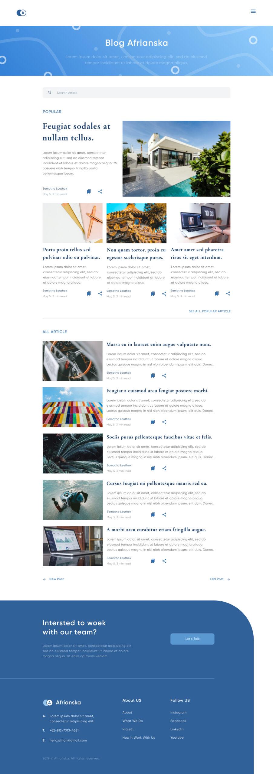 智能家居品牌网站着陆页插图1