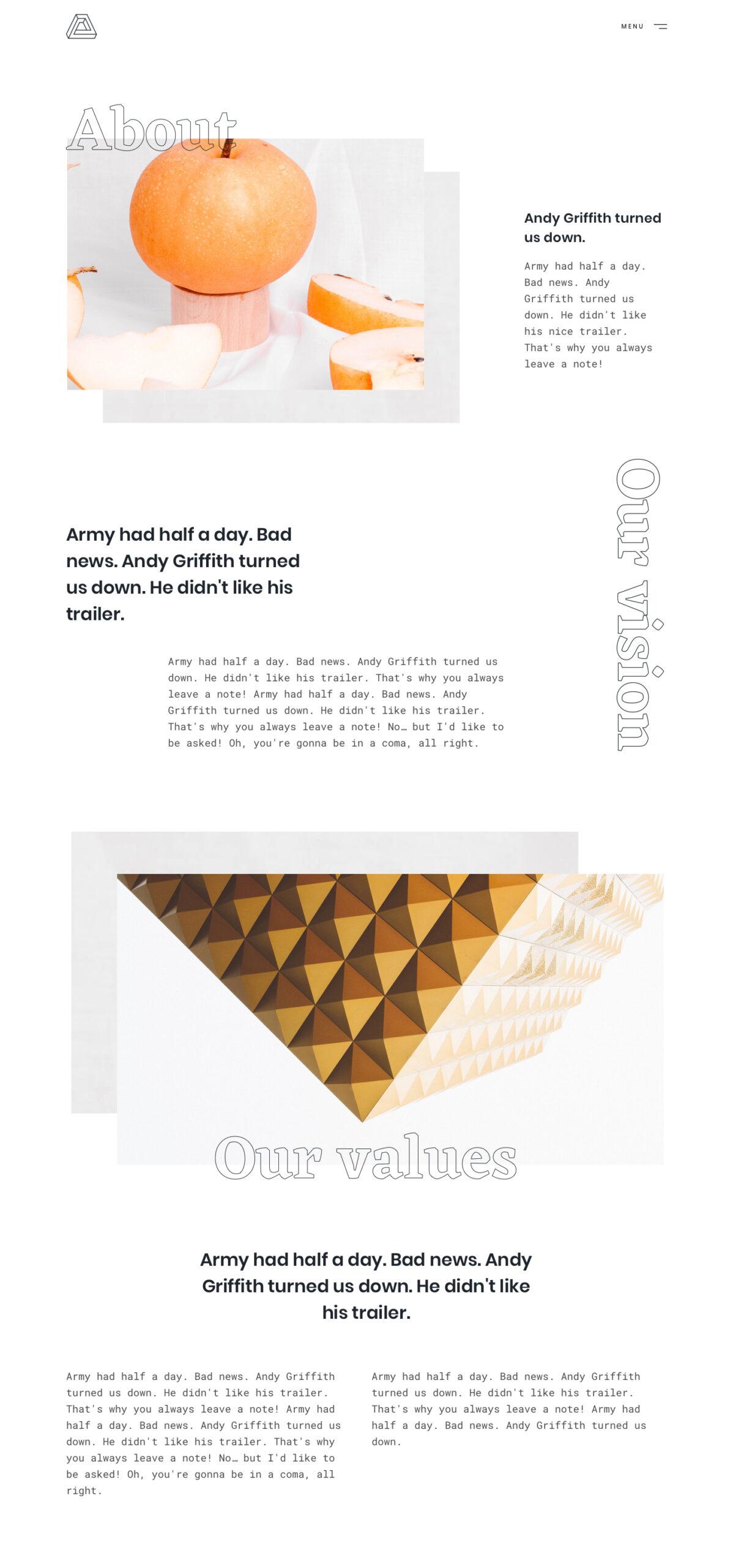 Brutalism设计套件-70个免费艺术板插图10