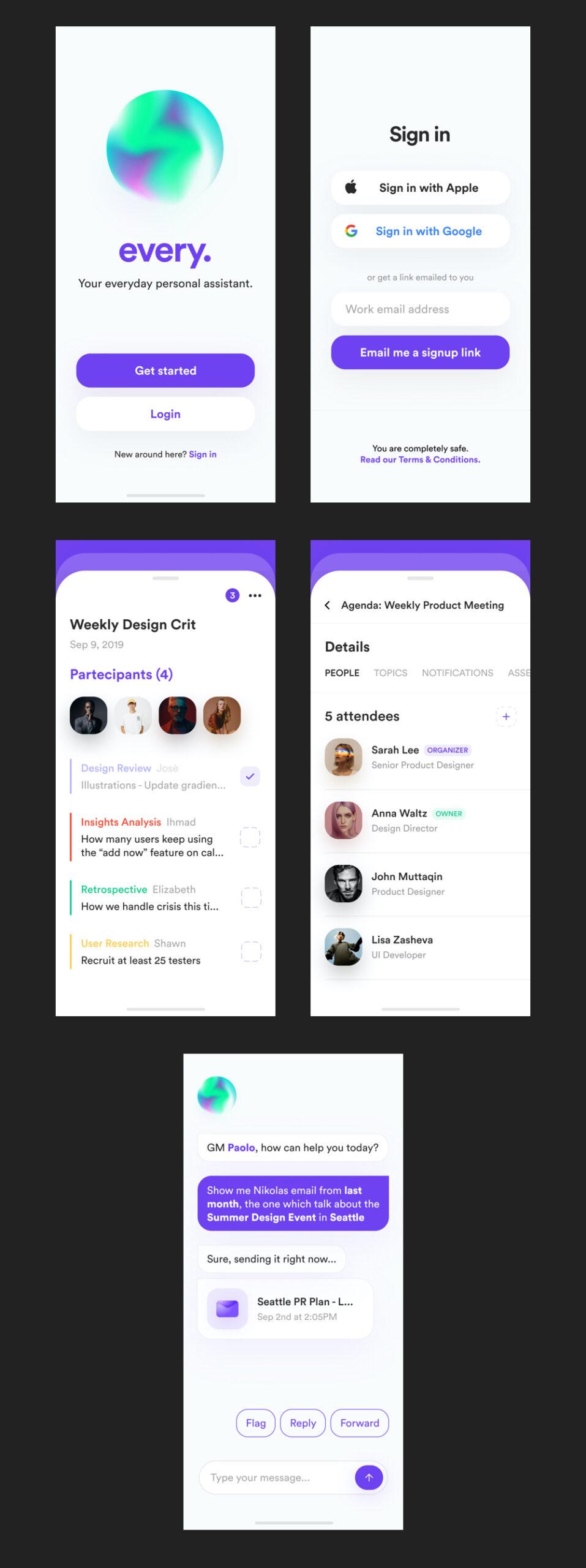 every. UI设计套件插图