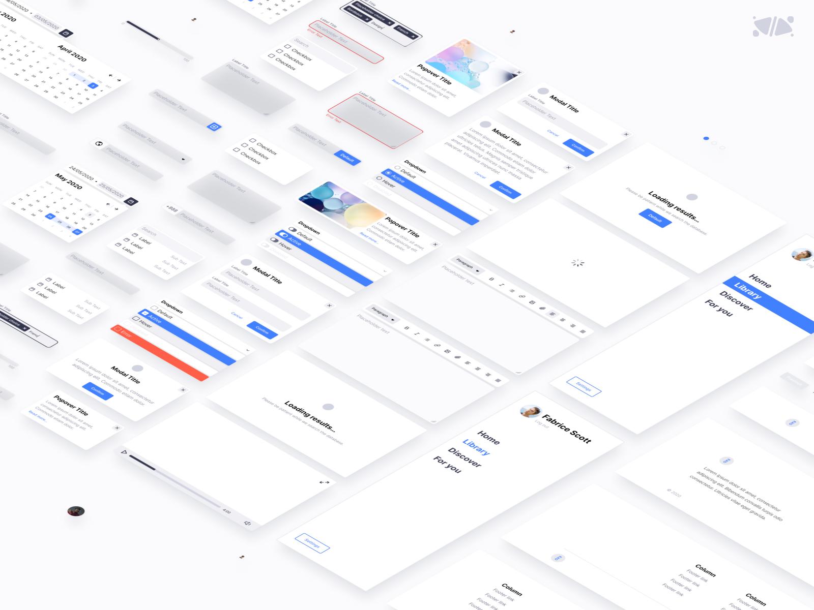 EXO套件设计系统插图2