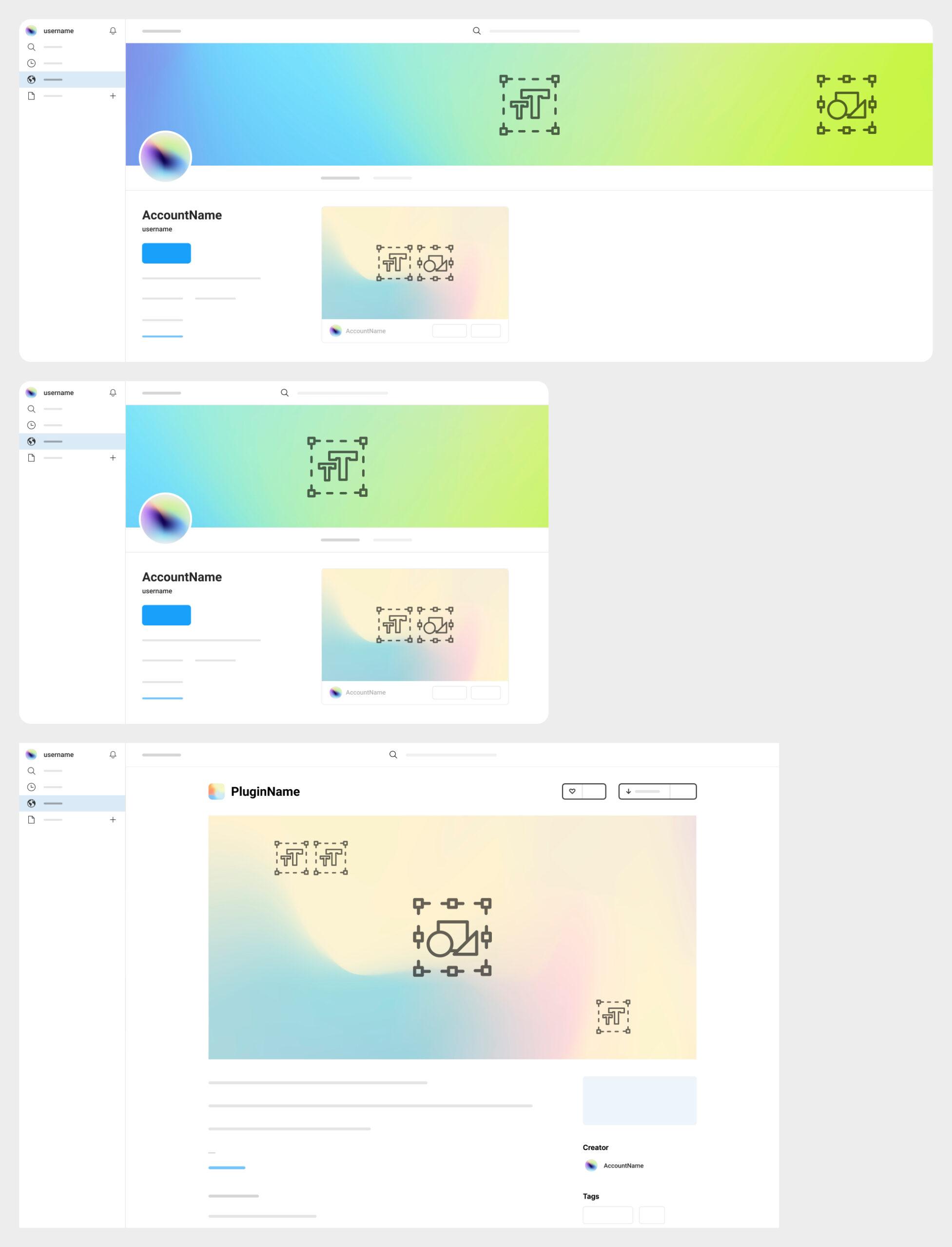 免费社交媒体设计套件插图1
