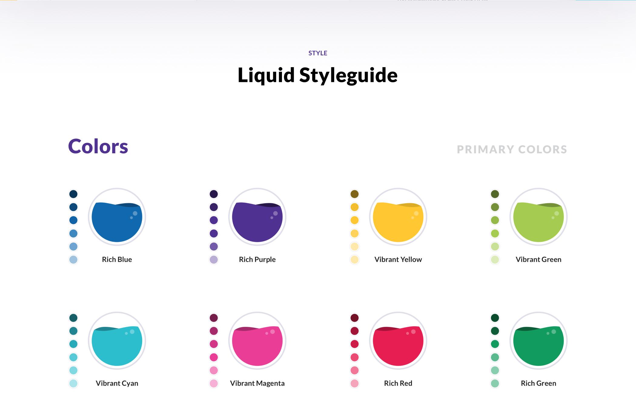 Liquid设计系统插图3
