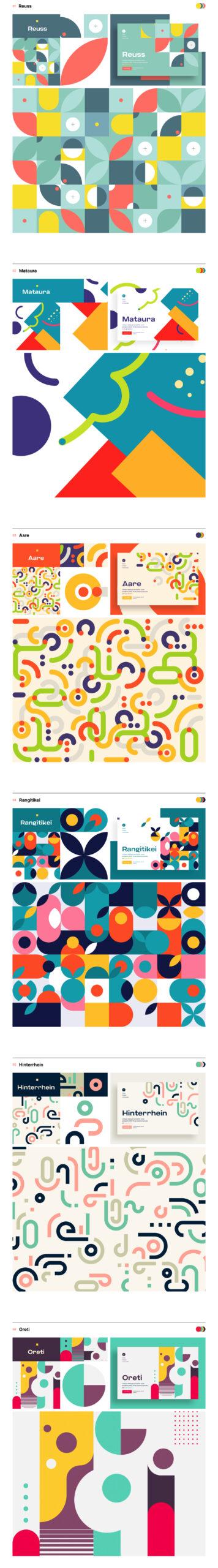 Paaatterns-免费手工制作的图案素材插图