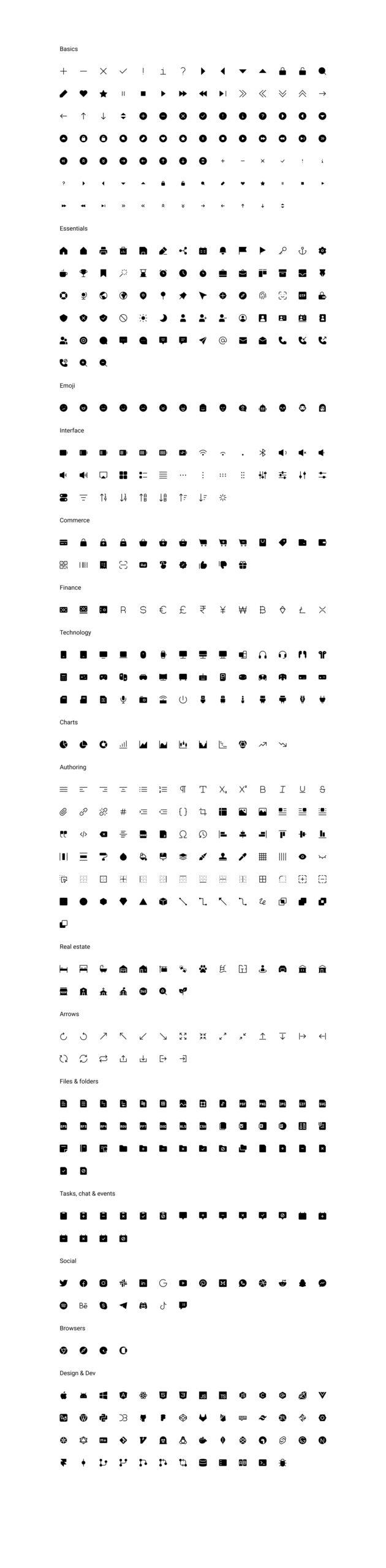 Teenyicons-免费图标集插图1