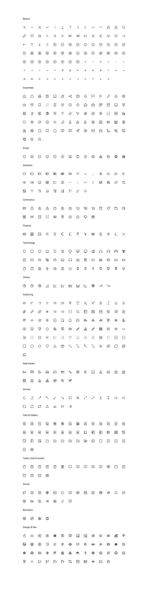 Teenyicons-免费图标集插图