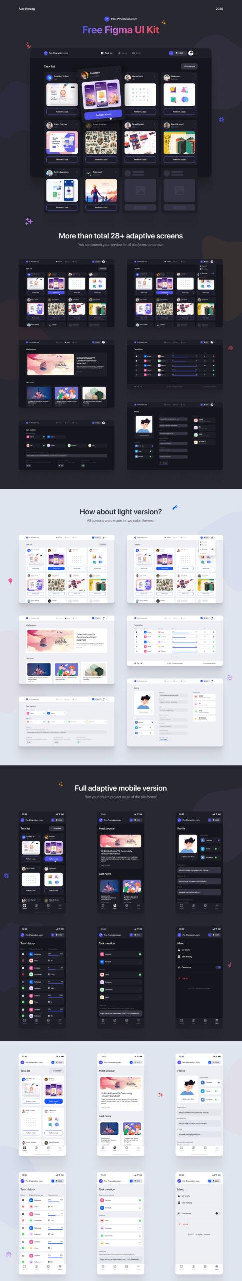 Web服务免费UI工具包插图